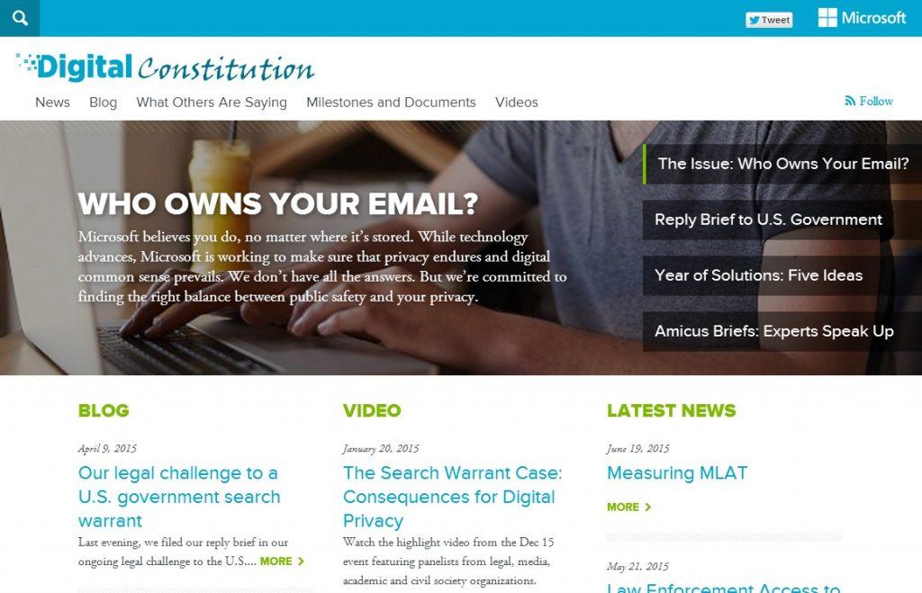 Digital-Constitution