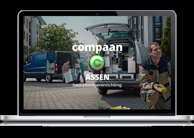 Compaan Bedrijfswageninrichting